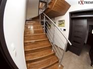 schody konstrukcja metalowa obudowane