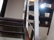 schody konstrukcja drewno