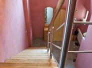 nierdzewna konstrukcja schodów