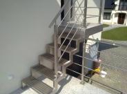 schody nierdzewne konstrukcja