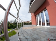 Balustrada nierdzewna zewnętrzna walcowana