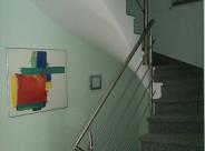 Balustrada nierdzewna wewnętrzna