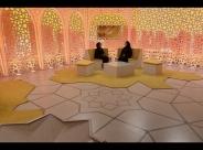 Studio telewizyjne - Katar