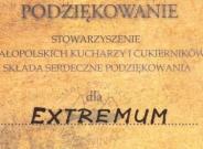 Podziękowanie dla Extremum