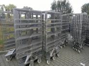 Wózki wędzarnicze